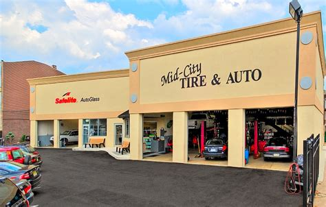 Closet Tire Shop by Mid City Tire Auto Philadelphia Pa