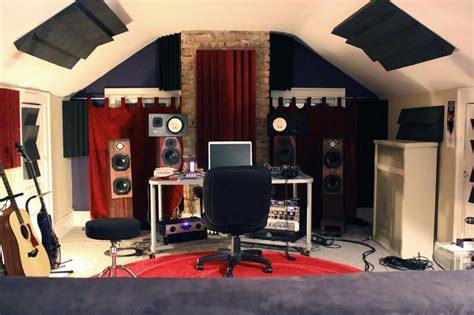 sound dening velvet curtains for recording studios