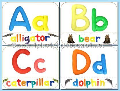 free printable playdough mats alphabet abc play dough mats 1 1 1 1