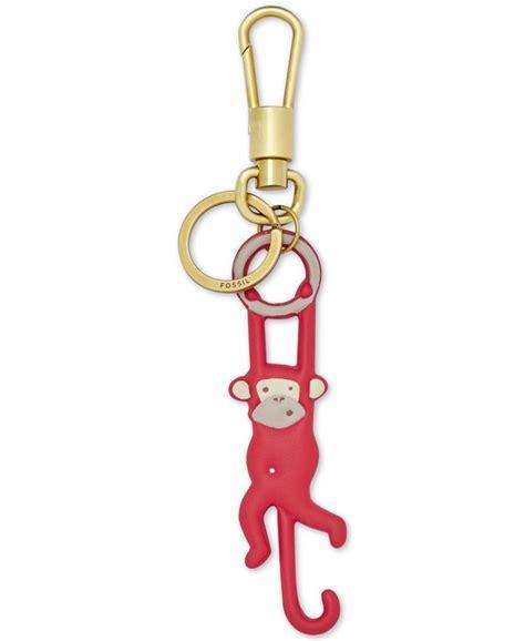 Fossil Monkey Bag Charm fossil monkey key fob charm products shops and monkey