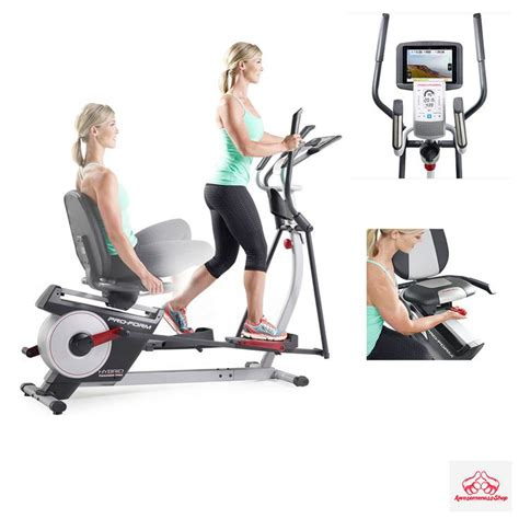 1000 images about elliptical bike exercise fitness on