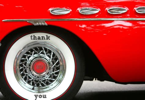 thank you letter to for new car photo collage thank you notes inner child