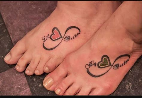 sister heart tattoos tattos ink tattos and