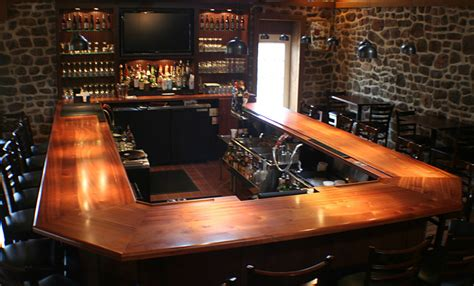 how to build a commercial bar top mahogany wood countertop bar top butcher block countertop