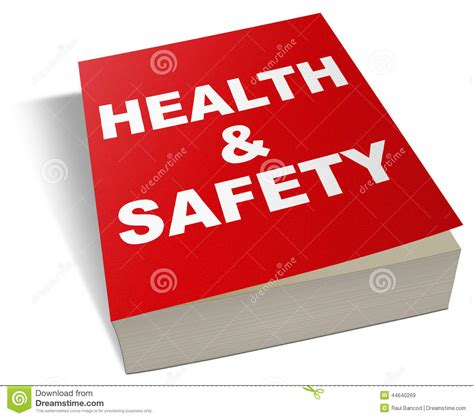 safe book report health and safety images clip 81