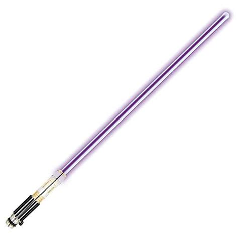 mace windu fx lightsaber hasbro wars fx lightsaber replica and removable