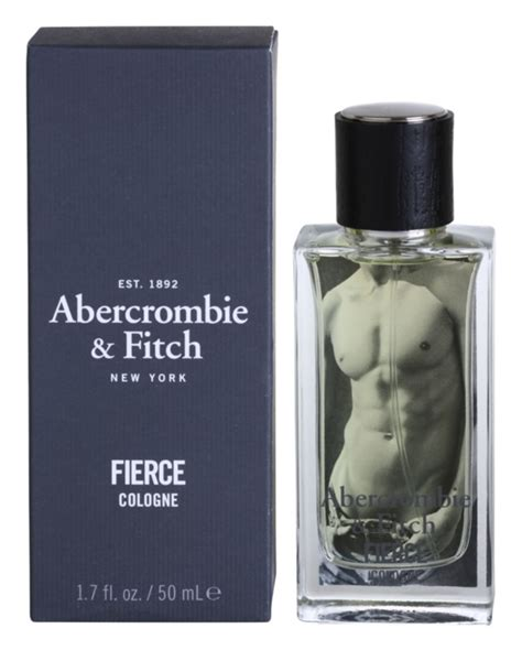 Parfum Abercrombie Homme by Parfum Abercrombie Fitch Fierce 50 Ml Eau De Cologne Notino Fr