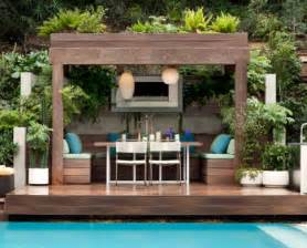 Poolside Cabana Plans by Poolside Cabana Feng Shui By Fishgirl