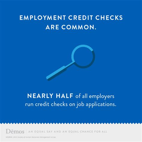 Credit Background Check For Employment Employment Credit Checks Are Common Demos