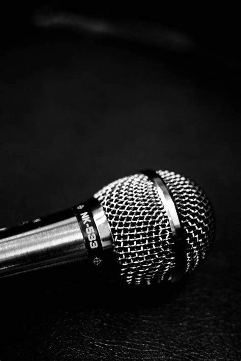#music #microphone | Fotografía musical, Foto musica