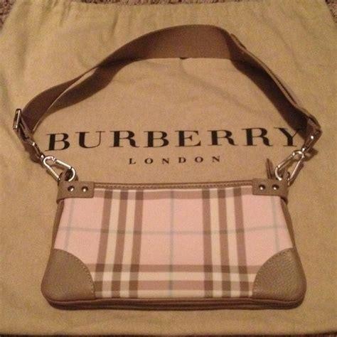Burberry Pink Plaid Shoulder Bag by 78 Burberry Handbags Authentic Pink Plaid Burberry