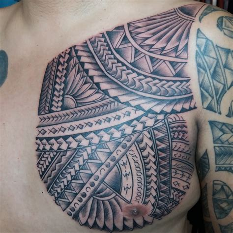 filipino tribal tattoos tribal philippines archives morbidtattoo