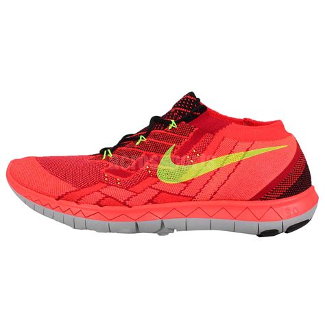 Nike Free Run For Mens Import nike free 3 0 flyknit crimson mens running shoes nike