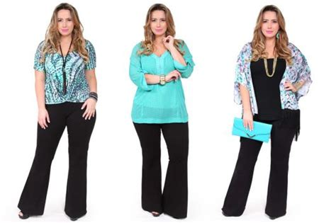 A Peek Into The Plus Size Past by Cal 199 A Flare Plus Size Como Usar E 50 Looks Incr 237 Veis