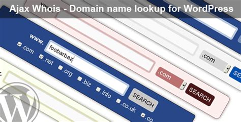 Domain Lookup By Registrant Whois Lookup Domain Names Search Registration And Availability Html Autos Weblog