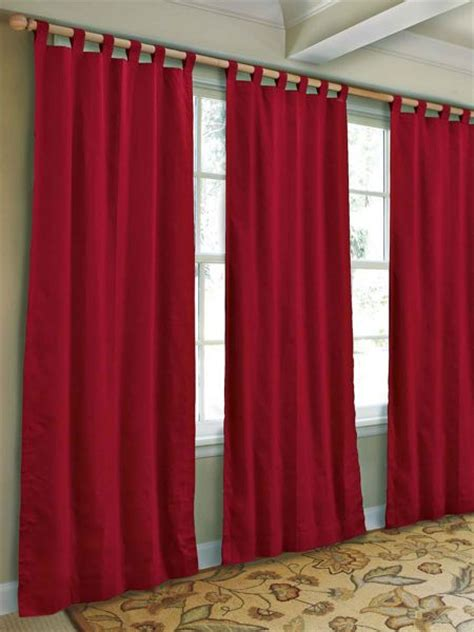 curtain solutions save energy with two 84l in insulated tab top curtains