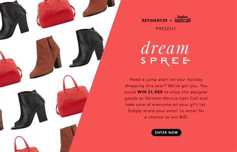 saturday night sweeps 12 13 14 enter for a chance to win ftm - Neiman Marcus Sweepstakes