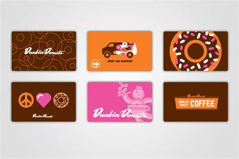 Dd Gift Card Balance - kitschmacu dunkin donuts