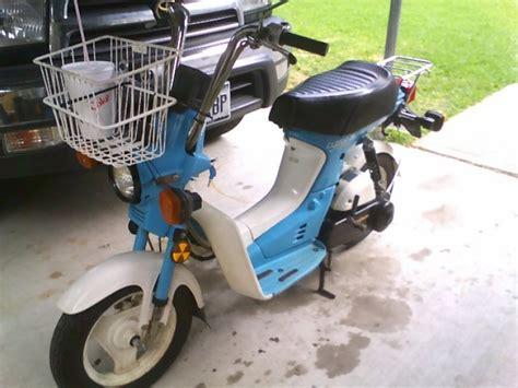 honda express scooter 1981 honda express sr nx 50m moped photos moped army