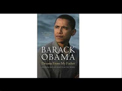 autobiography of barack obama dreams from my father book intro barack obama s autobiography quot dreams from