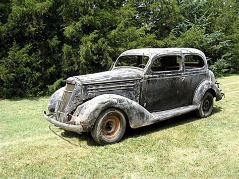 Original Dodge by Original 1935 Dodge 2 Door Sedan No Title For