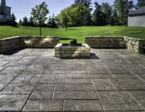 Concrete Patio Designs Layouts by Concrete Patio Designs Layouts Singertexas