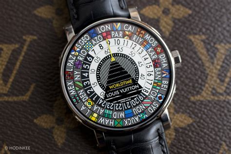 News Reworks The Classics For Louis Vuitton by Introducing The Louis Vuitton Escale Worldtime A