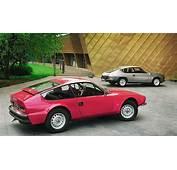 Lancia Fulvia Sport And Alfa Romeo Junior Zagato  Drive