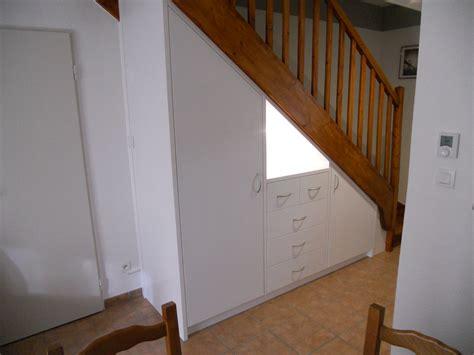 Meubles Sous Escaliers by Meuble Sous Escalier Brodie Agencement