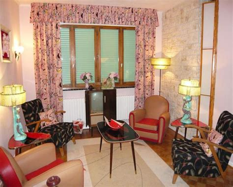 50s home decor 20 modern interior design ideas reviving retro styles of