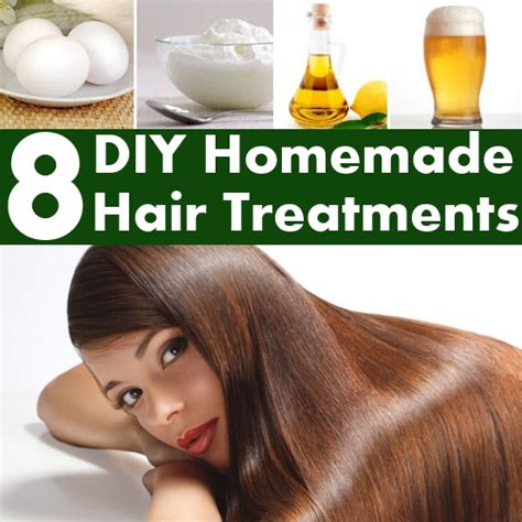 8 Best Home Made Treatments by 8 Diy Hair Treatments Diy Home Things
