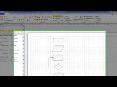 visio 2010 drawing scale visio 2010 tutorials introduction ibowbow