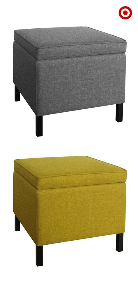 Small Ottoman Seat 25 Best Ideas About Small Storage Ottoman On