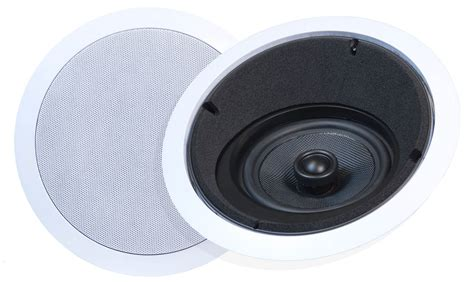 In Ceiling Angled Speakers by Ridley Acoustics Canada Kvca624 In Ceiling Angled Speakers