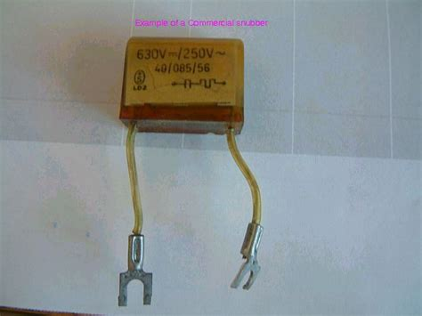 konsep freewheeling diode dan rc snubber snubber diode relay coil 28 images rc snubber circuit design for relay relays part 2