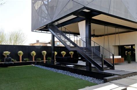 Escalier Moderne Exterieur by L Escalier Ext 233 Rieur En 57 Photos Qui Vous Feront R 234 Ver