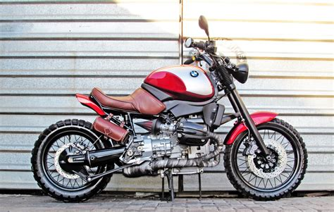 bmw motorcycle scrambler bmw r1100r scrambler by cytech max inc bikebound