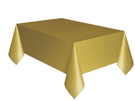 gold plastic table covers 100 plastic dining table cloth online india online