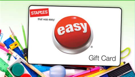Staples Gift Card Policy - saveology 15 staples gift card for 8 new members only couponing 101