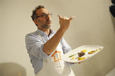 massimo bottura cucina molecolare massimo bottura 232 il migliore chef mondo con i piedi