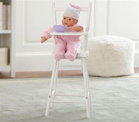baby doll high chair set baby doll high chair pottery barn au