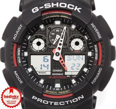Casio Ga 100 1original casio g shock original ga 100 1a4er hodinky 365 sk