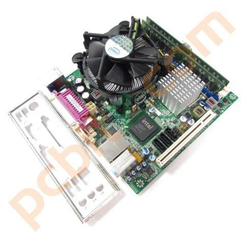 Processor Dual E5500 E5300 Lga 775 intel dg41mj lga775 mini itx motherboard dual e5300 2 6ghz 2gb ddr2 ebay
