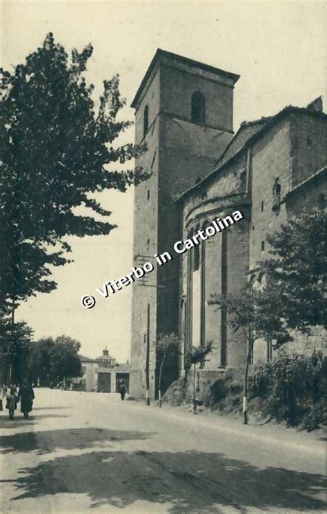 viterbo porta romana viterbo in cartolina porta romana e dintorni