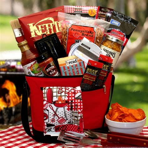 deluxe barbecue gift basket at gift baskets etc