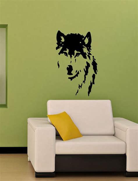wolf wall stickers wall decal vinyl sticker decals home decor design