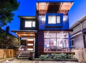 Modern House Roof Contemporary Vancouver West Side Modern House For Sale