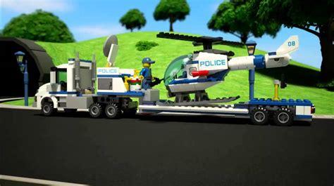 Lego 60049 City Helicopter Transporter lego city 60049 helicopter transporter lego