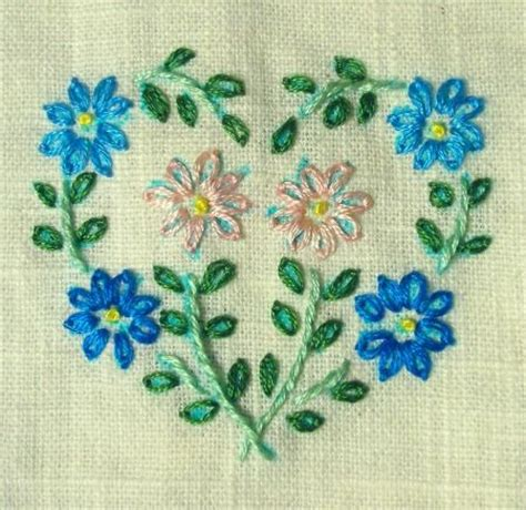Handmade Embroidery Design - 20 beautiful embroidery designs embroidery
