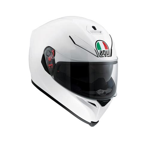 Helm Agv K5 agv k5 s pearl white free delivery uk mainland m s motorcycles newcastle clothing and